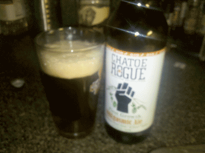 Chatoe Rogue OREgasmic Ale