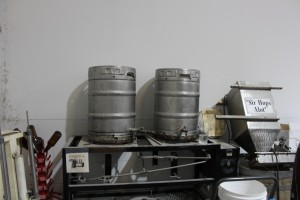 "The Original Dogfish Head Brew Master ""Brewery"""