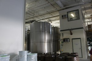 Dogfish Head Brewpot from afar