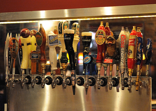 A Standard Selection of Taps