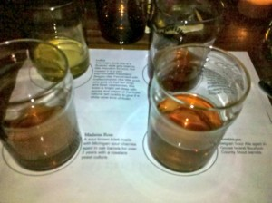Goose Island Sisters Flight